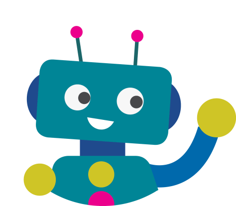 Bot Icon Waving